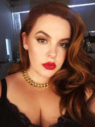 Curvy GlamStars: la plus model Tess Holliday
