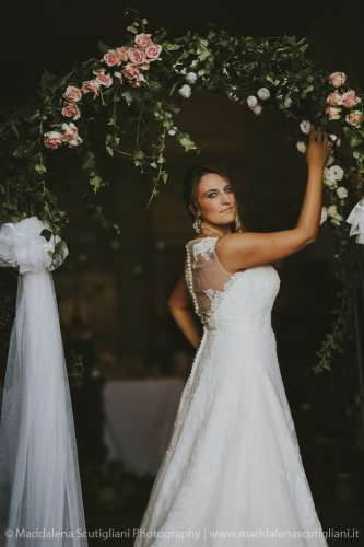 "AL ""Destination Wedding: Orvieto"", una modella curvy!"