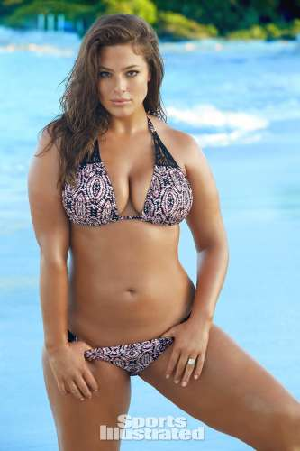 Anche  Sports Illustrated sceglie Curvy